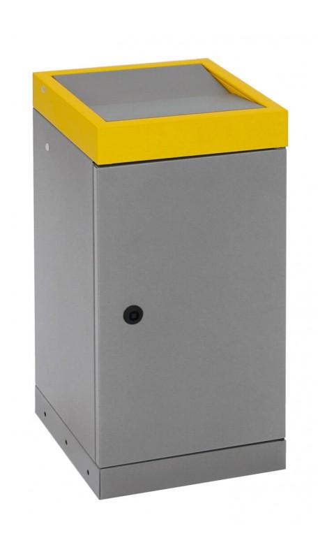 ProTec-PLUS , 30 Liter graualu/gelb