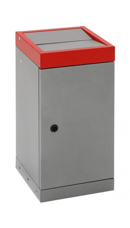 ProTec-PLUS , 30 Liter graualu/rot