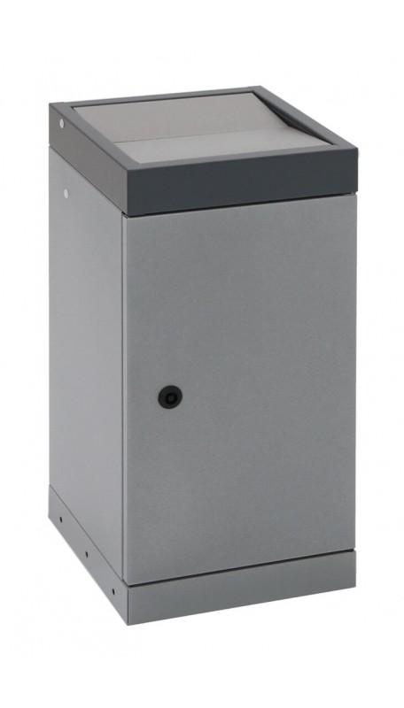 ProTec-PLUS , 30 Liter graualu/anthrazit