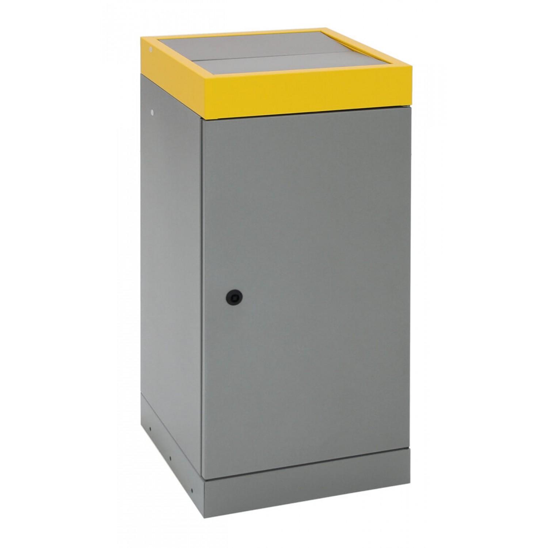 ProTec-PLUS , 70 Liter graualu/gelb