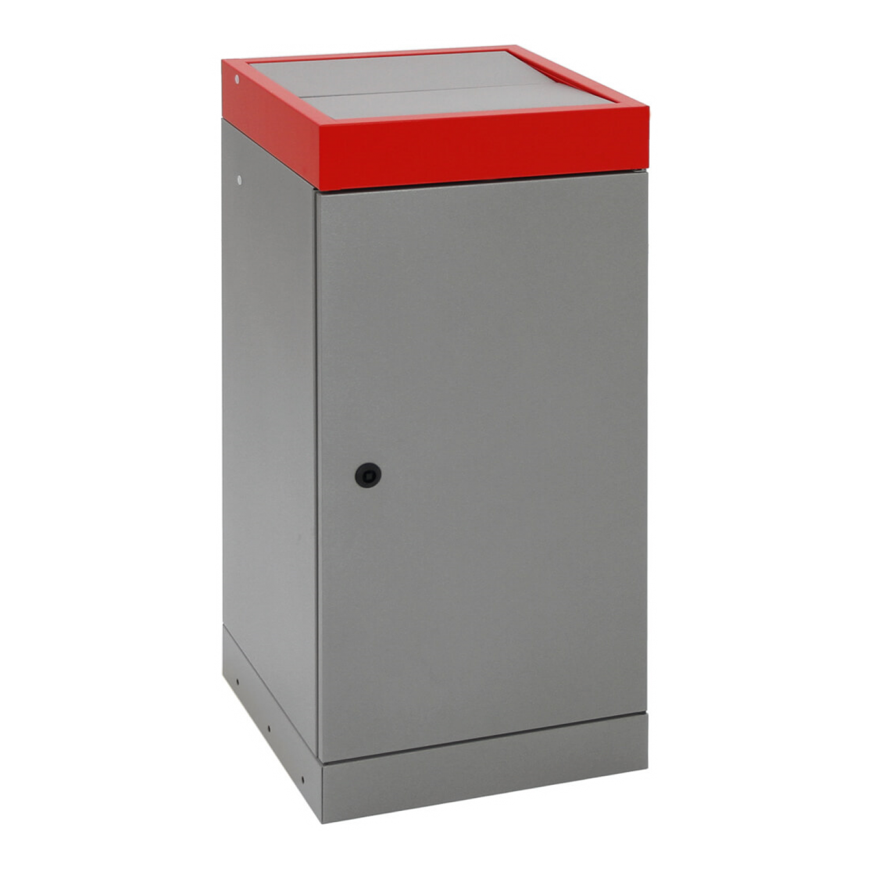 ProTec-PLUS , 70 Liter graualu/rot