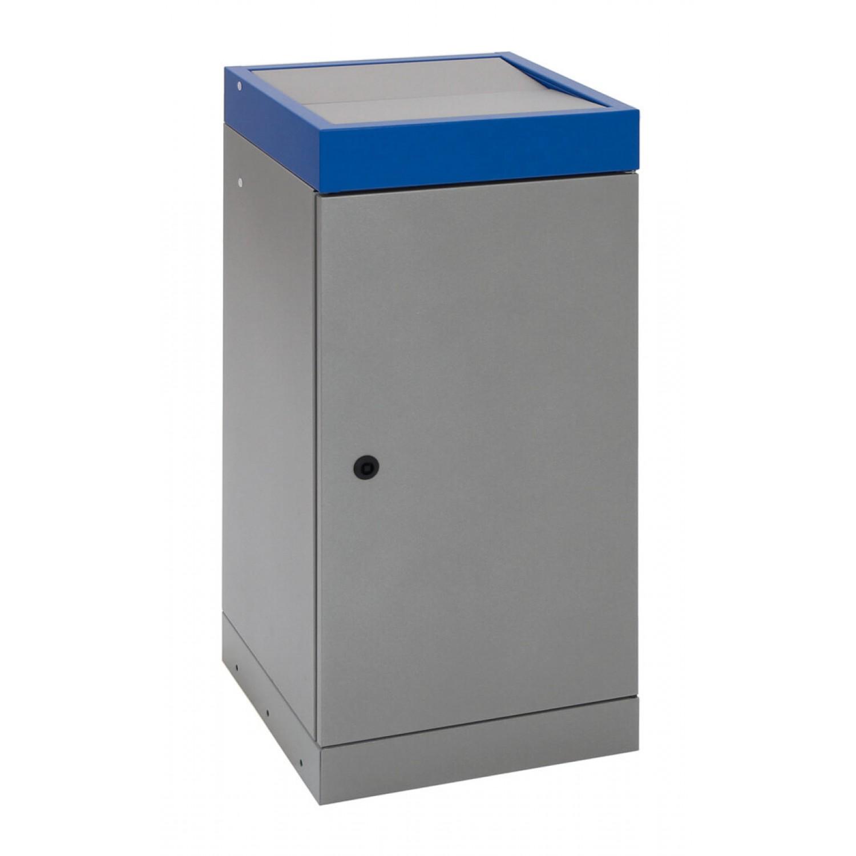 ProTec-PLUS , 70 Liter graualu/blau