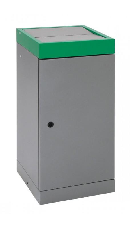 ProTec-PLUS , 70 Liter graualu/grün