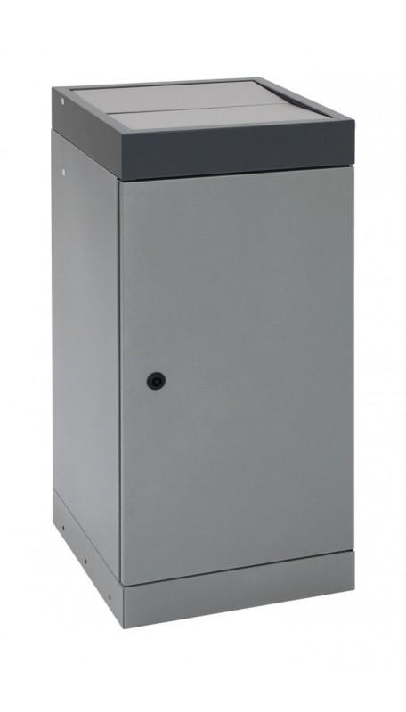 ProTec-PLUS , 70 Liter graualu/anthrazit